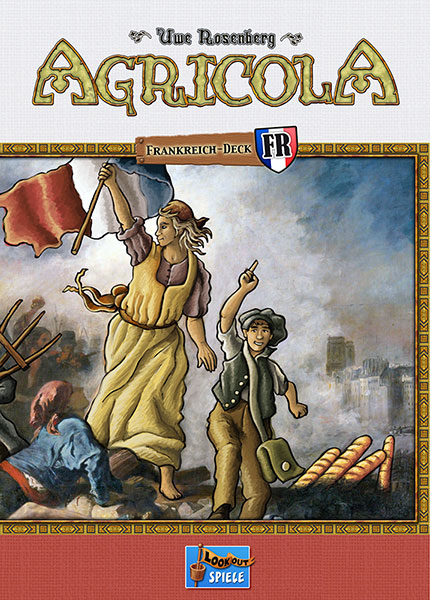 Cover: Agricola: Frankreich-Deck