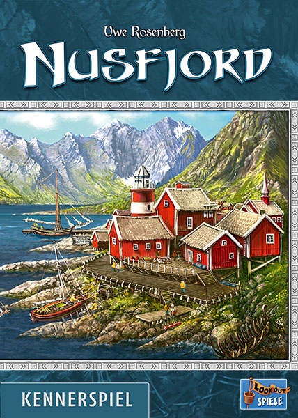 Cover: Nusfjord