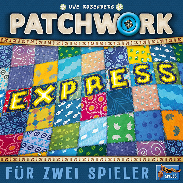 Cover: Patchwork Express