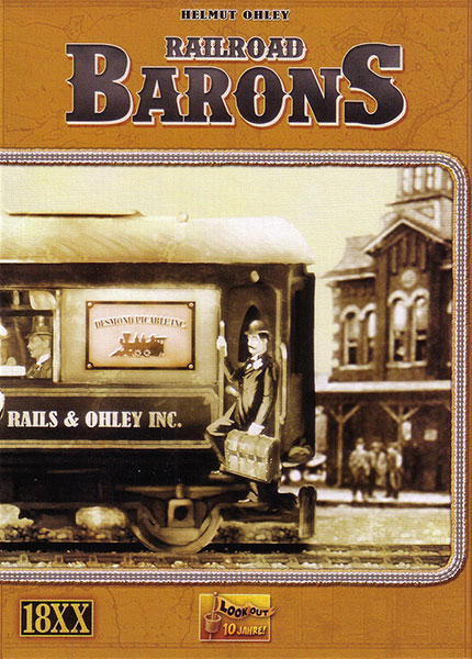 Cover: Railroad Barons