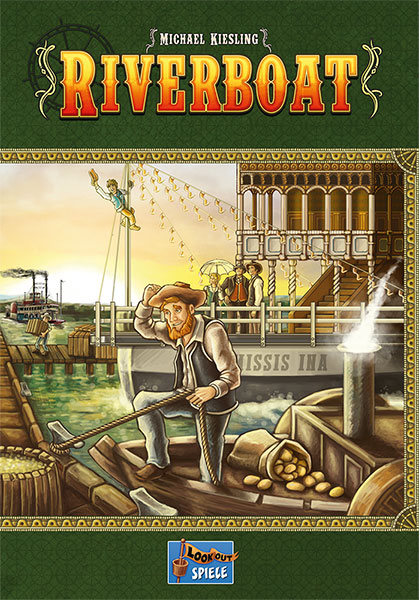 Cover: Riverboat