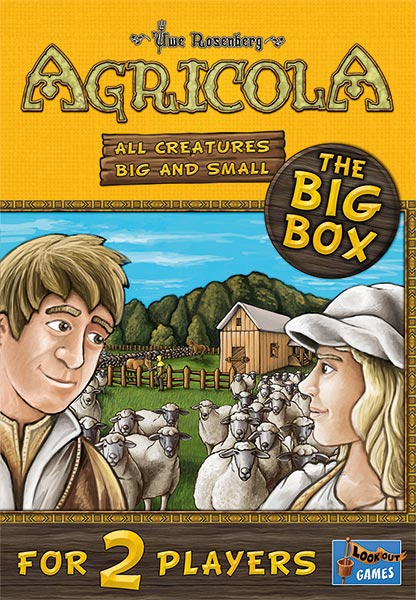 Cover: Agricola - All creatures big and small: The Big Box