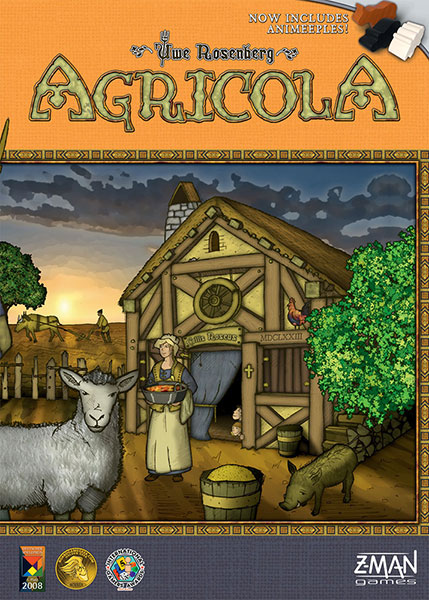 Cover: Agricola