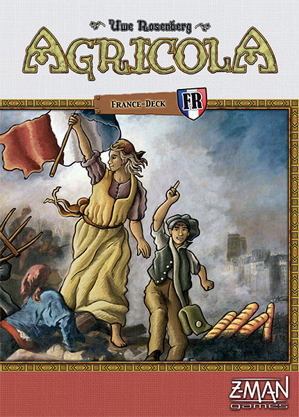 Cover: Agricola: France-Deck