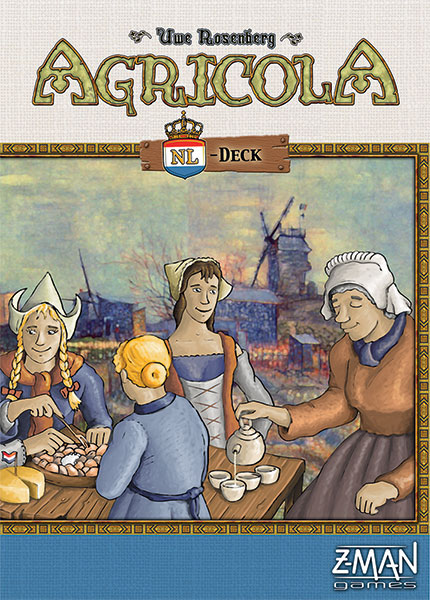 Cover: Agricola: Netherlands-Deck