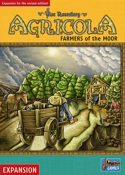Cover: Agricola (Revised Edition 2016): Farmers of the Moor