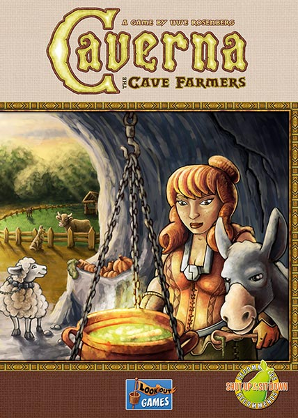 Cover: Caverna: The Cave Farmers