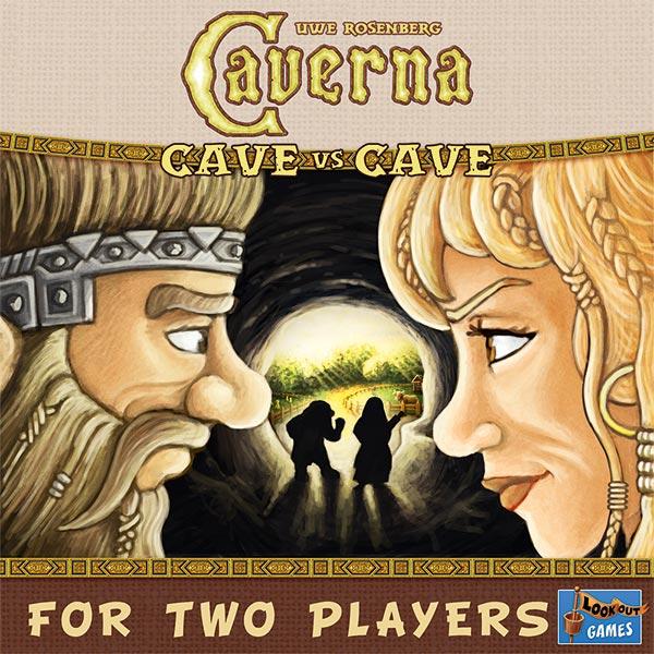 Caverna: Cave vs Cave -  Lookout Spiele