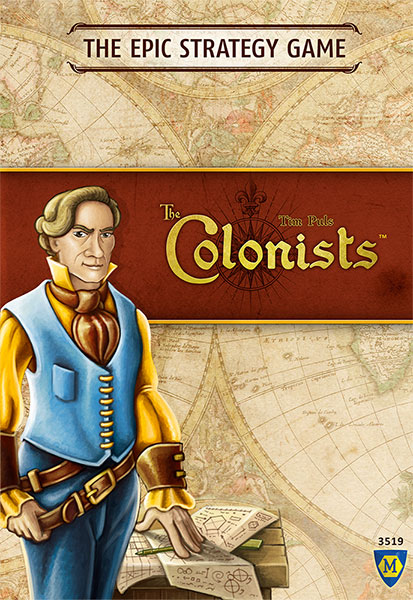 Cover: The Colonists