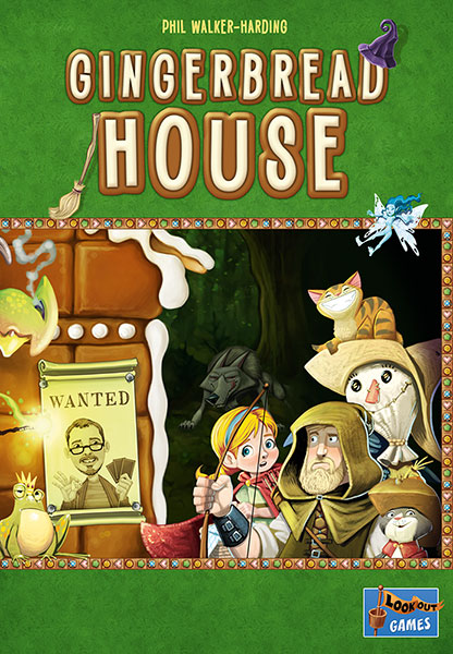 Cover: Gingerbread House