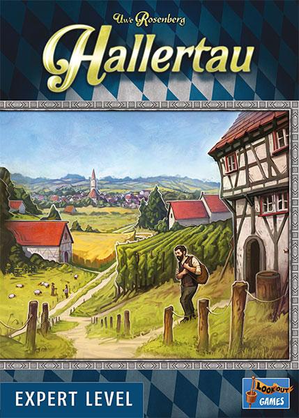 Hallertau (T.O.S.) -  Lookout Spiele