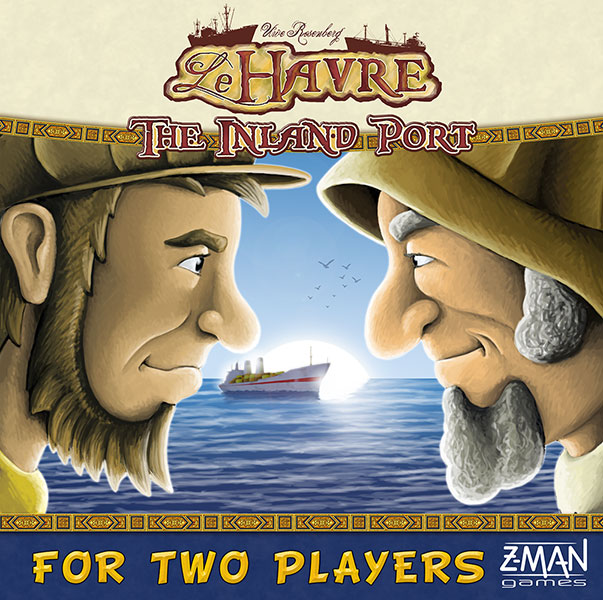 Cover: Le Havre: Inland Port
