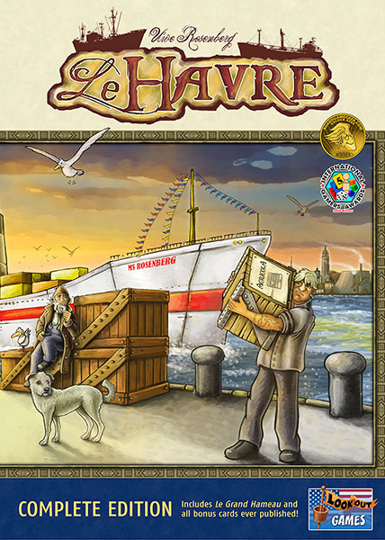 Cover: Le Havre