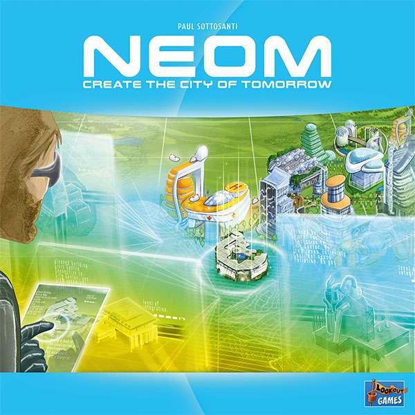 Cover: NEOM: Create the City of Tomorrow