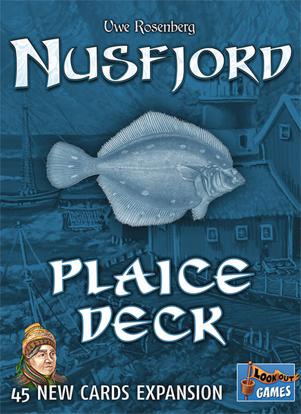 Cover: Nusfjord: Plaice-Deck