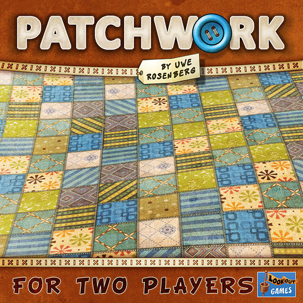 Cover: Patchwork