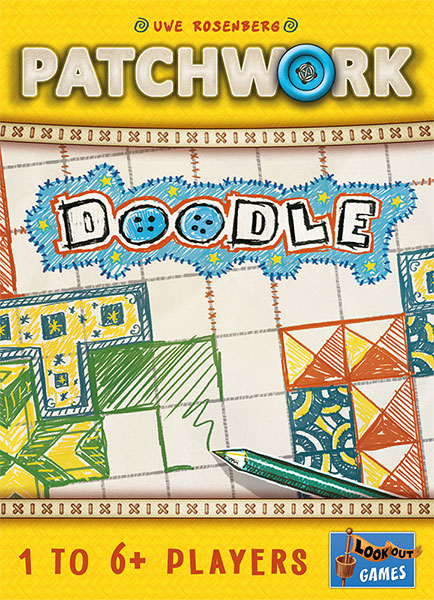 Cover: Patchwork DOODLE