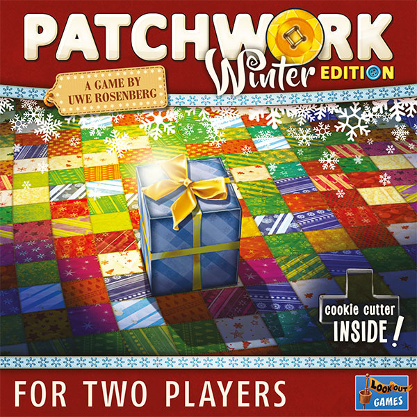 Cover: Patchwork Xmas