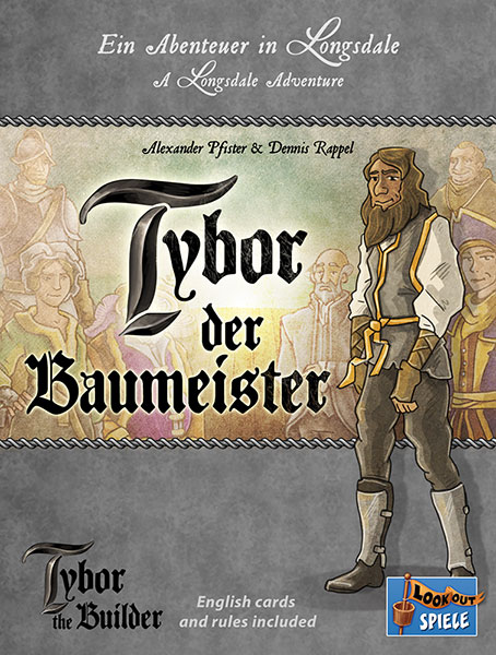 Cover: Tybor the Builder