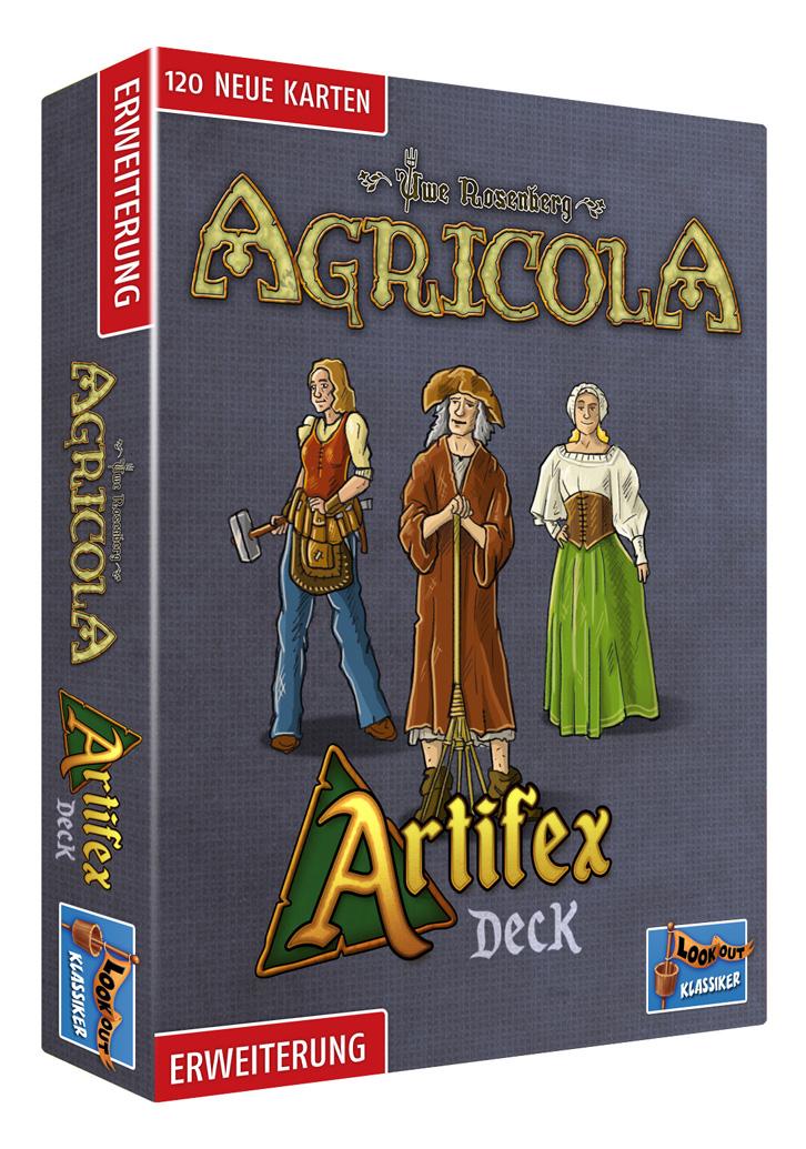 Agricola – Artifex Deck