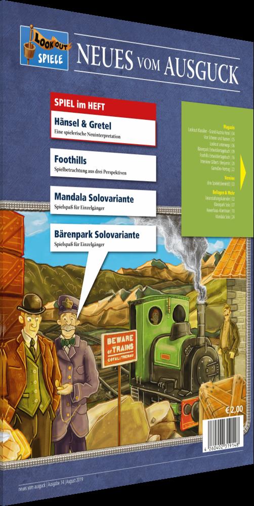 """22cefb88fe Die aktuellste Ausgabe unseres Kundenmagazins """"Neues vom Ausguck"""" ist ab  sofort in unserem Online-Shop verfügbar! Die inzwischen 14."""