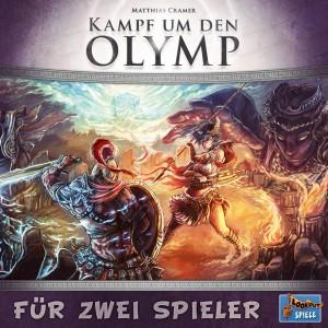 Kampf um den Olymp - Cover