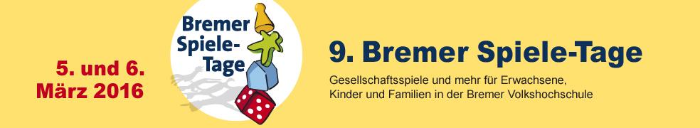 9. Bremer Spiele-Tage