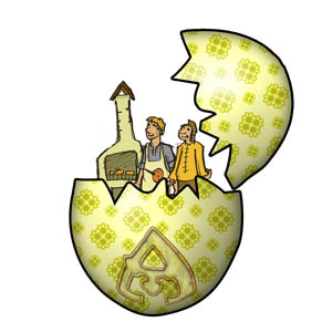 noch ein Ei