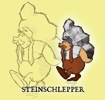 Steinschlepper